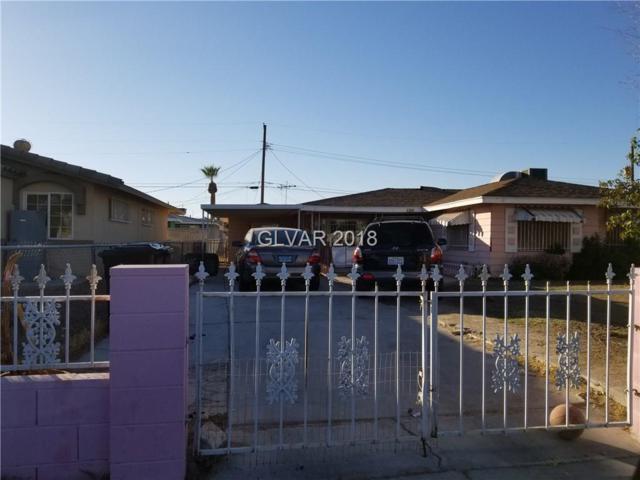 1100 H, Las Vegas, NV 89131 (MLS #2049893) :: The Machat Group | Five Doors Real Estate