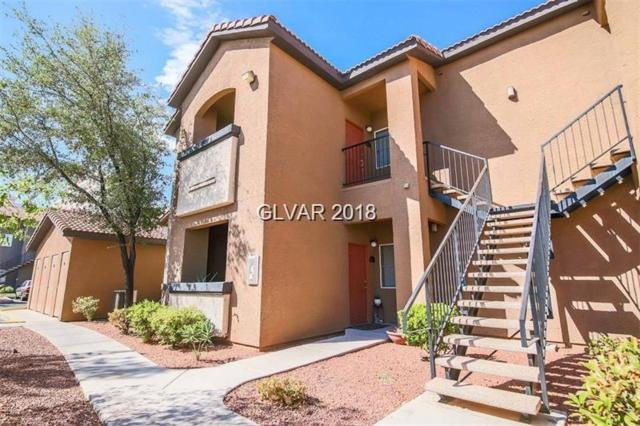 2615 Gary #1031, Las Vegas, NV 89123 (MLS #2049911) :: The Snyder Group at Keller Williams Marketplace One
