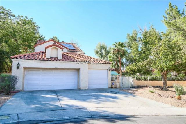 1834 Somersby, Henderson, NV 89014 (MLS #2049951) :: Signature Real Estate Group