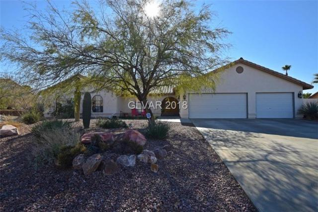 6383 Viewpoint, Las Vegas, NV 89156 (MLS #2049992) :: Signature Real Estate Group