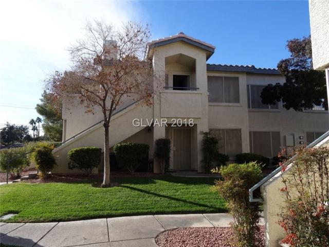 3425 Russell #205, Las Vegas, NV 89120 (MLS #2050081) :: Sennes Squier Realty Group