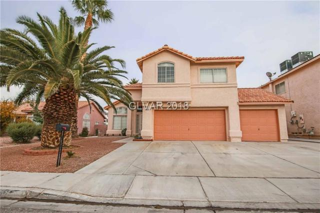 5226 Autumn Sky, Las Vegas, NV 89118 (MLS #2050234) :: The Snyder Group at Keller Williams Marketplace One