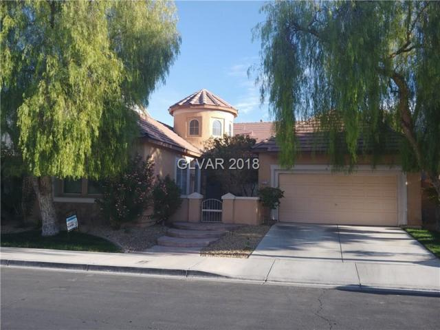 2273 Pacini, Henderson, NV 89052 (MLS #2050289) :: The Snyder Group at Keller Williams Marketplace One