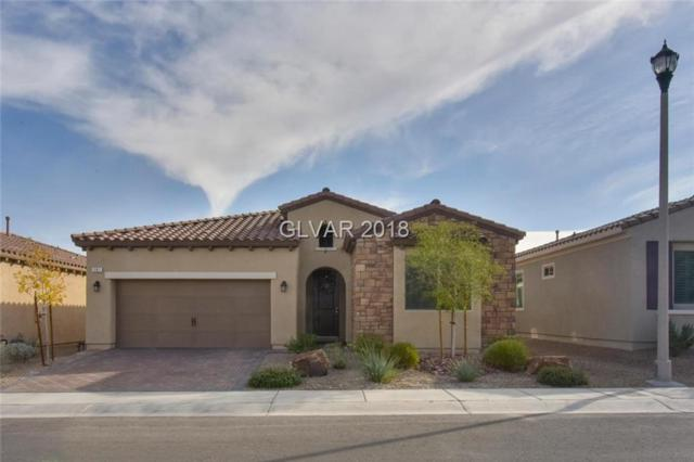 281 Via Del Duomo, Henderson, NV 89011 (MLS #2050342) :: The Snyder Group at Keller Williams Marketplace One