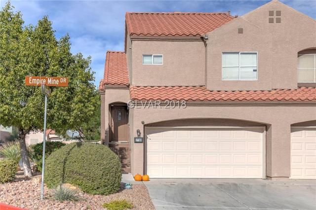 1723 Empire Mine, Henderson, NV 89014 (MLS #2050537) :: The Snyder Group at Keller Williams Marketplace One