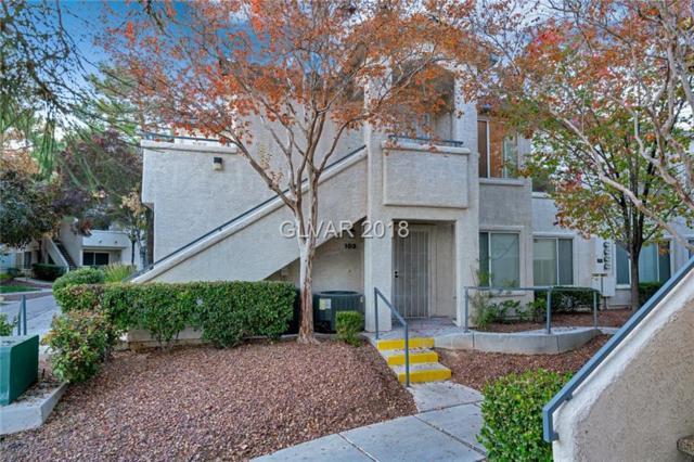 3144 Tarpon #203, Las Vegas, NV 89120 (MLS #2050645) :: Sennes Squier Realty Group
