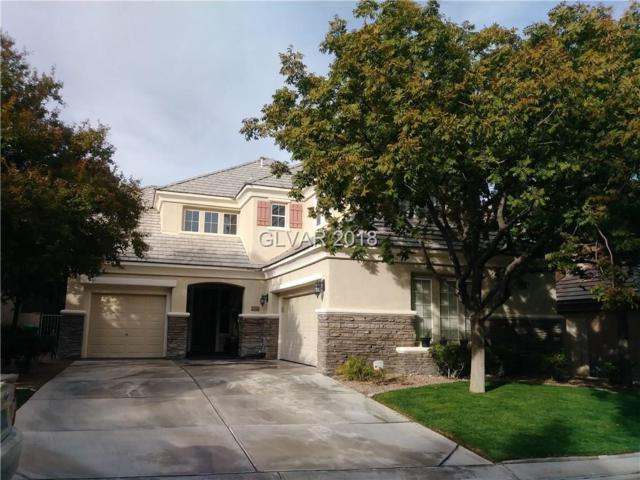 9820 Miss Peach, Las Vegas, NV 89145 (MLS #2050662) :: The Snyder Group at Keller Williams Marketplace One