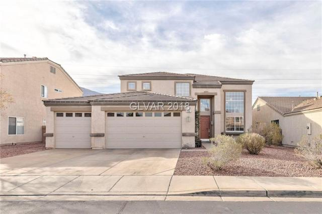 633 Backbone Mountain, Henderson, NV 89012 (MLS #2050859) :: The Snyder Group at Keller Williams Marketplace One