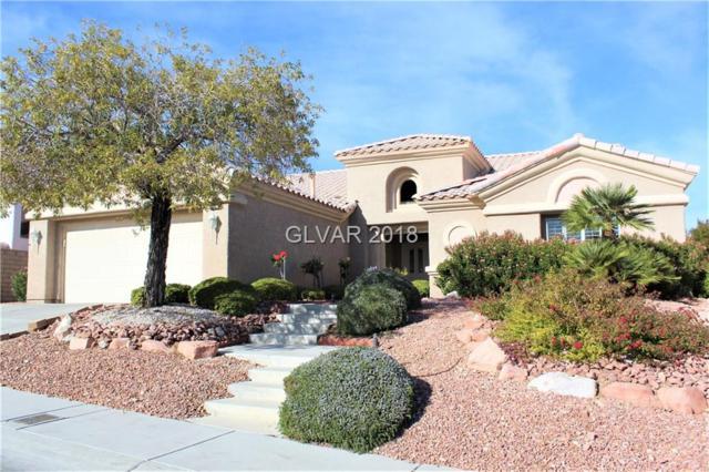 10024 Keysborough, Las Vegas, NV 89134 (MLS #2050886) :: The Snyder Group at Keller Williams Marketplace One
