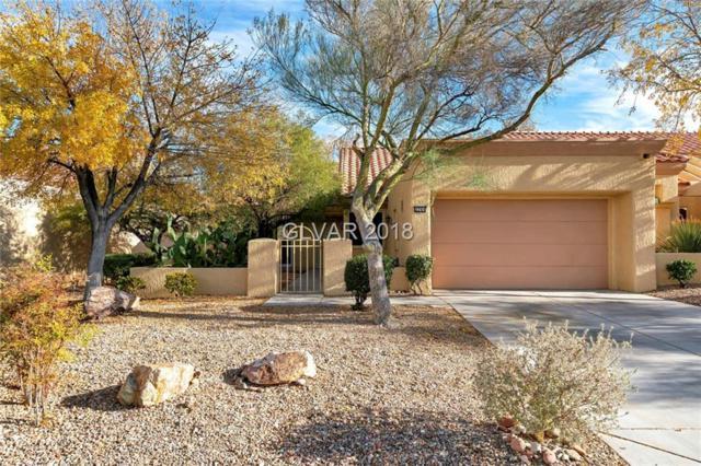 2764 Desert Crystal, Las Vegas, NV 89134 (MLS #2050943) :: The Snyder Group at Keller Williams Marketplace One