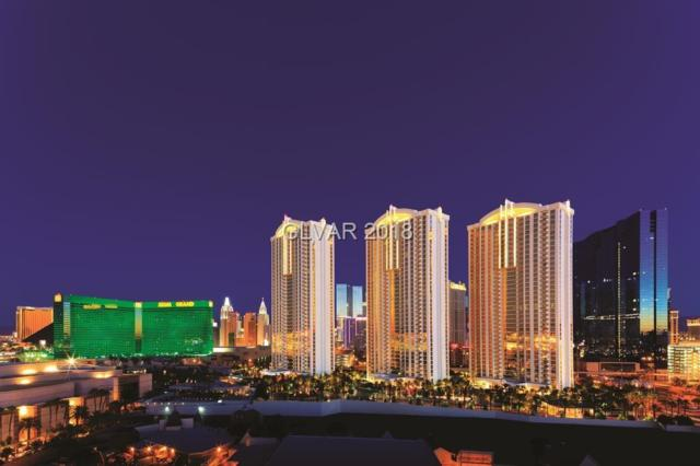 135 E Harmon #2220, Las Vegas, NV 89109 (MLS #2050946) :: Sennes Squier Realty Group