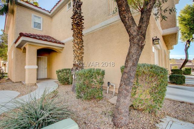 251 S Green Valley #4611, Henderson, NV 89012 (MLS #2050988) :: The Snyder Group at Keller Williams Marketplace One