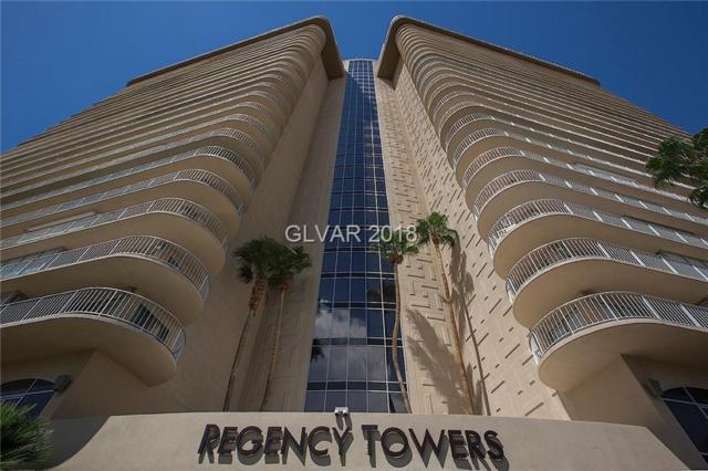 3111 Bel Air 20G, Las Vegas, NV 89109 (MLS #2051242) :: Sennes Squier Realty Group
