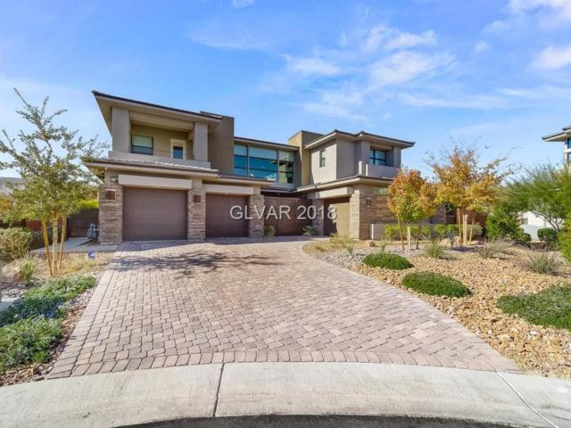 98 Glade Hollow, Las Vegas, NV 89135 (MLS #2051377) :: The Snyder Group at Keller Williams Marketplace One