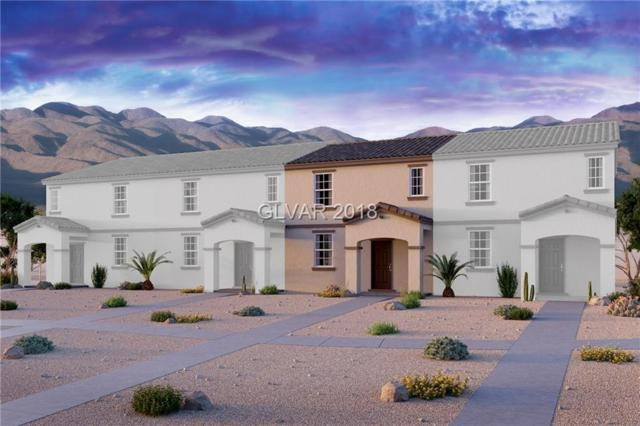 4642 Townwall Lot 422, Las Vegas, NV 89115 (MLS #2051467) :: The Snyder Group at Keller Williams Marketplace One
