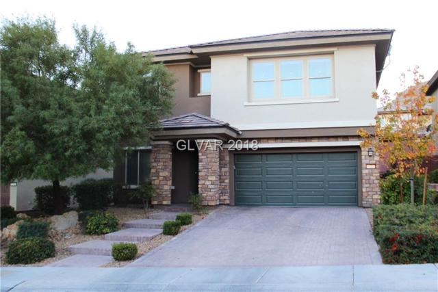 5735 Oak Bend, Las Vegas, NV 89135 (MLS #2051740) :: The Snyder Group at Keller Williams Marketplace One