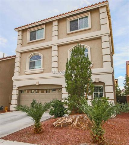6027 Gordon Creek, Las Vegas, NV 89139 (MLS #2051757) :: The Snyder Group at Keller Williams Marketplace One