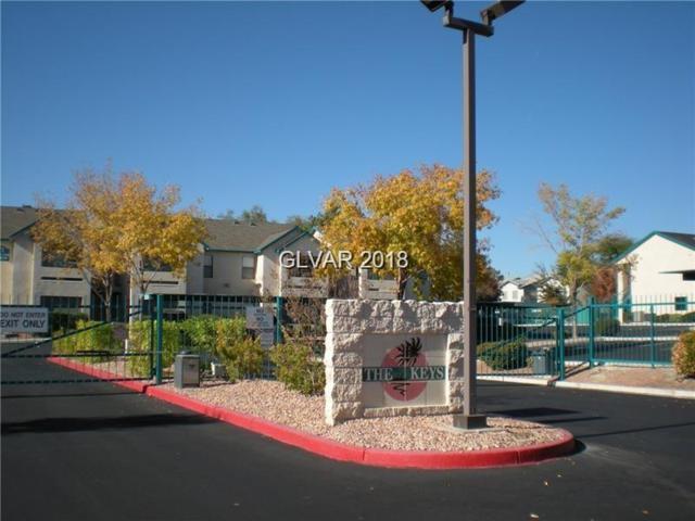 5241 Lindell #202, Las Vegas, NV 89118 (MLS #2051794) :: Sennes Squier Realty Group