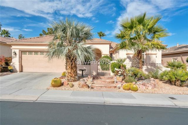 10532 Angelo Tenero, Las Vegas, NV 89135 (MLS #2051807) :: The Snyder Group at Keller Williams Marketplace One