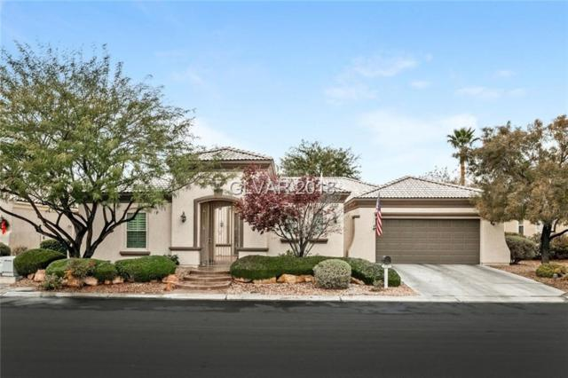 4183 Cascada Piazza, Las Vegas, NV 89135 (MLS #2051882) :: The Machat Group | Five Doors Real Estate