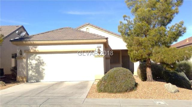 1848 Eagle Mesa, Henderson, NV 89012 (MLS #2052007) :: The Snyder Group at Keller Williams Marketplace One