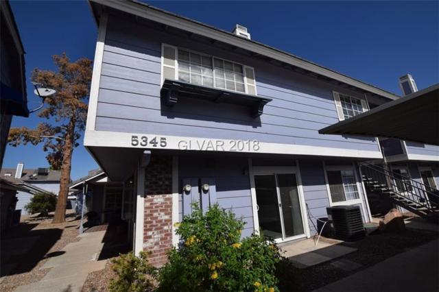 5345 Rod #102, Las Vegas, NV 89122 (MLS #2052056) :: Sennes Squier Realty Group