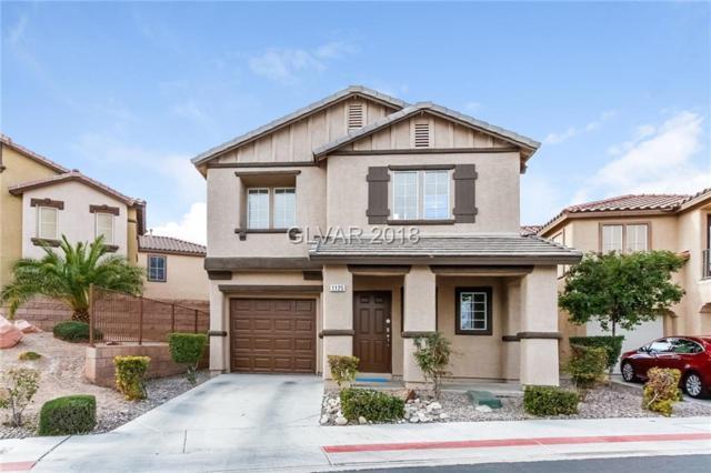 1125 Paradise Desert, Henderson, NV 89002 (MLS #2052083) :: Vestuto Realty Group
