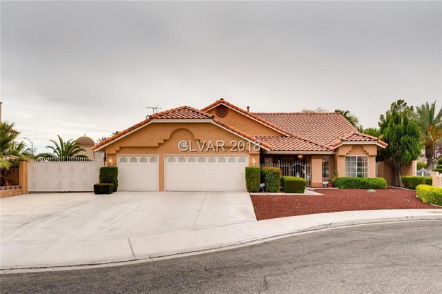 804 Overview, Las Vegas, NV 89145 (MLS #2052216) :: The Machat Group | Five Doors Real Estate