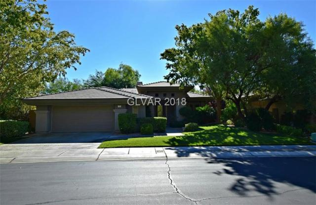 79 Feather Sound, Henderson, NV 89052 (MLS #2052229) :: The Snyder Group at Keller Williams Marketplace One