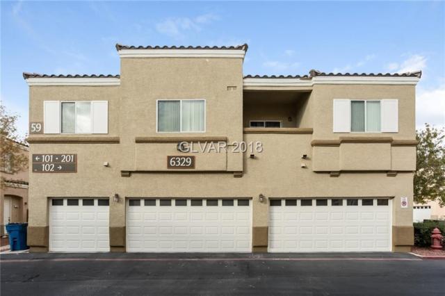 6329 Sandy Ridge #1, North Las Vegas, NV 89081 (MLS #2052244) :: The Machat Group | Five Doors Real Estate