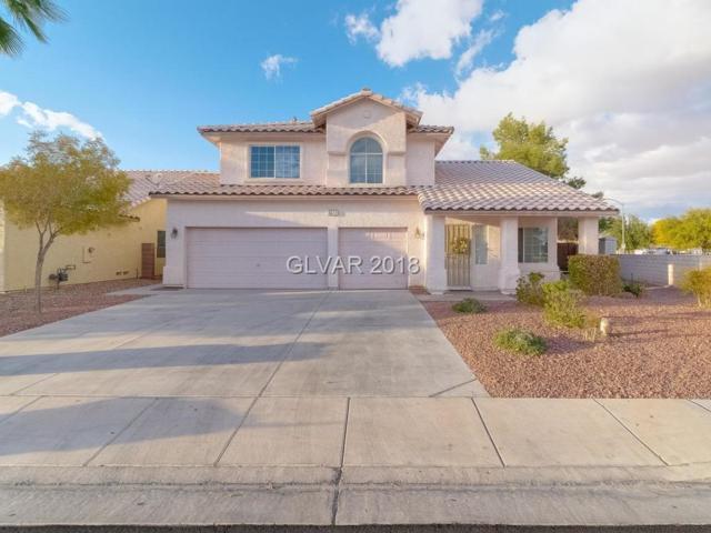 6372 Back Woods, Las Vegas, NV 89142 (MLS #2052247) :: The Snyder Group at Keller Williams Marketplace One