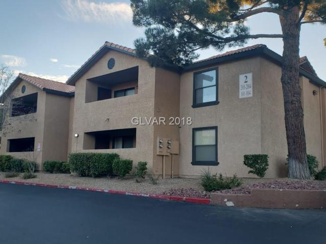 2451 Rainbow #1004, Las Vegas, NV 89108 (MLS #2052321) :: The Snyder Group at Keller Williams Marketplace One