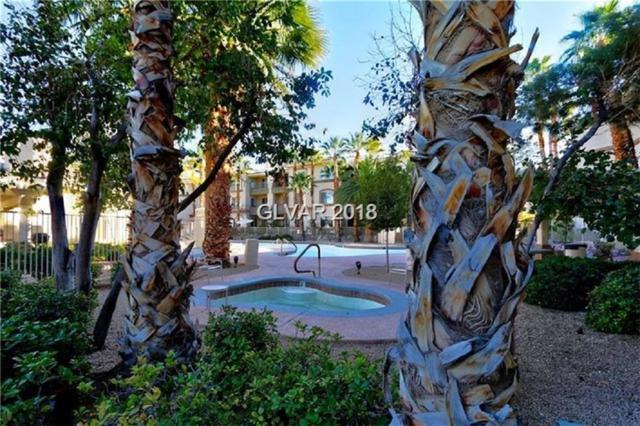 7119 S Durango #305, Las Vegas, NV 89148 (MLS #2052399) :: Sennes Squier Realty Group