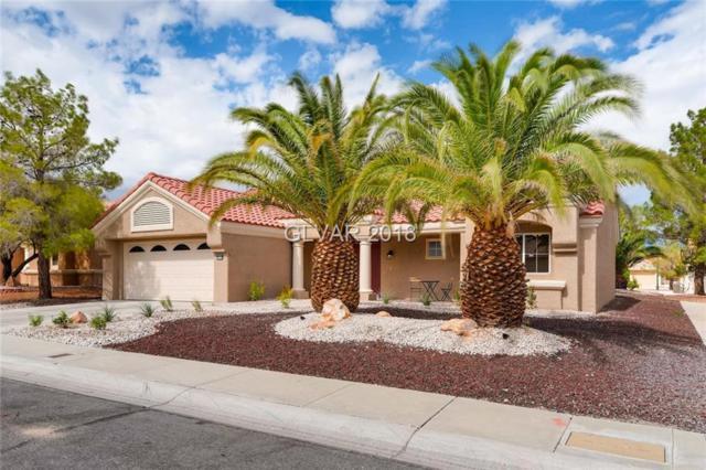 8524 Waycross, Las Vegas, NV 89134 (MLS #2052413) :: The Snyder Group at Keller Williams Marketplace One