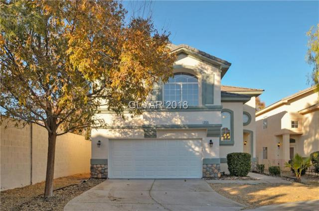 9436 Oxford Wine, Las Vegas, NV 89129 (MLS #2052451) :: The Snyder Group at Keller Williams Marketplace One