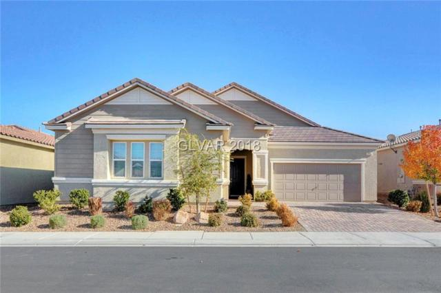 2364 Boretto, Henderson, NV 89044 (MLS #2052461) :: The Snyder Group at Keller Williams Marketplace One