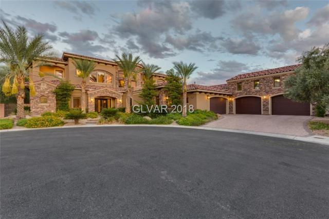 2990 Bella Kathryn, Las Vegas, NV 89117 (MLS #2052465) :: Vestuto Realty Group