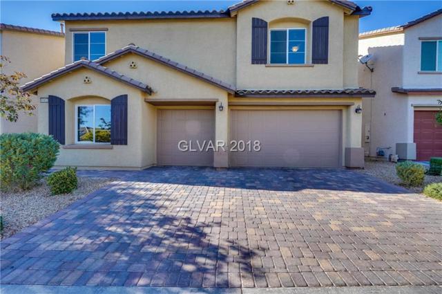 10433 Saddle Mountain, Las Vegas, NV 89178 (MLS #2052552) :: The Machat Group   Five Doors Real Estate
