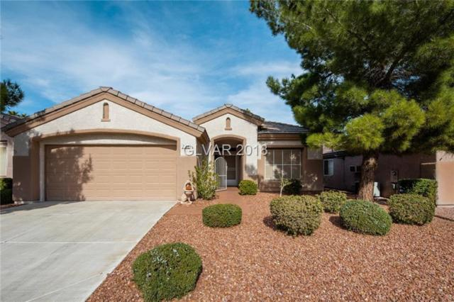 2188 Point Mallard, Henderson, NV 89012 (MLS #2052642) :: The Snyder Group at Keller Williams Marketplace One
