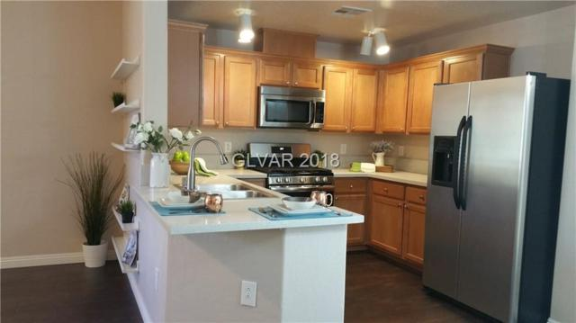 6630 Caporetto #103, North Las Vegas, NV 89084 (MLS #2052688) :: The Machat Group   Five Doors Real Estate