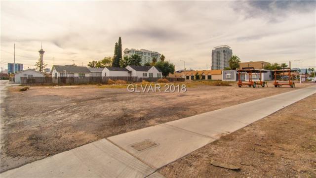 707 6TH, Las Vegas, NV 89101 (MLS #2052696) :: Trish Nash Team