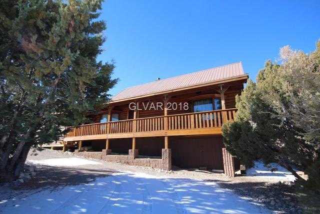 11 Clearview, Cold Creek, NV 89124 (MLS #2052704) :: Trish Nash Team