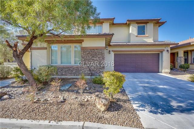 5337 Thistle Wind, Las Vegas, NV 89135 (MLS #2052706) :: The Snyder Group at Keller Williams Marketplace One