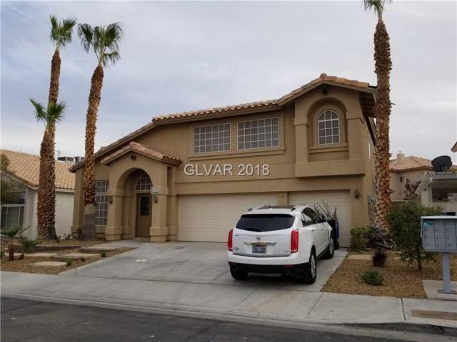 2701 Pala Dura, Henderson, NV 89074 (MLS #2052829) :: The Snyder Group at Keller Williams Marketplace One