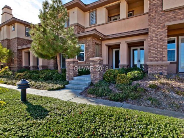 11280 Granite Ridge #1037, Las Vegas, NV 89135 (MLS #2052845) :: The Snyder Group at Keller Williams Marketplace One