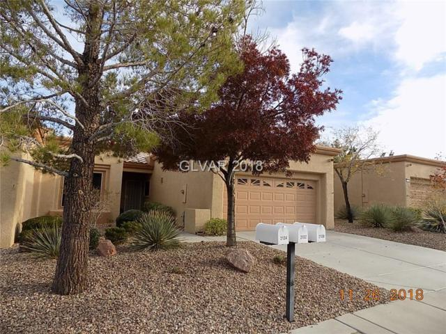 2132 Spring Water, Las Vegas, NV 89134 (MLS #2052846) :: The Snyder Group at Keller Williams Marketplace One