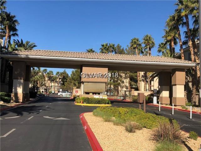 7151 Durango #109, Las Vegas, NV 89113 (MLS #2052875) :: The Snyder Group at Keller Williams Marketplace One