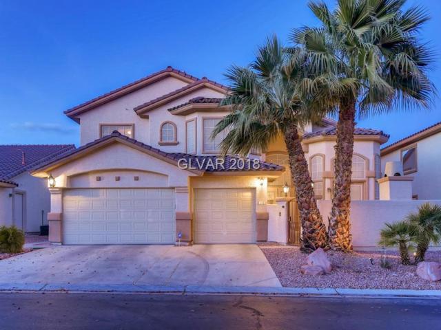 5440 San Florentine, Las Vegas, NV 89141 (MLS #2052945) :: The Machat Group | Five Doors Real Estate