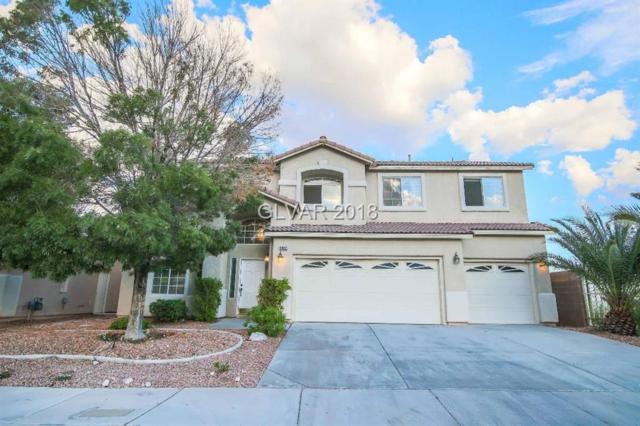 3920 Kings Hill, North Las Vegas, NV 89032 (MLS #2053165) :: Capstone Real Estate Network
