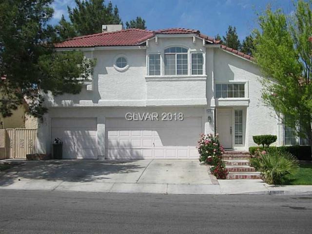 6436 Crystal Dew, Las Vegas, NV 89118 (MLS #2053244) :: The Machat Group | Five Doors Real Estate